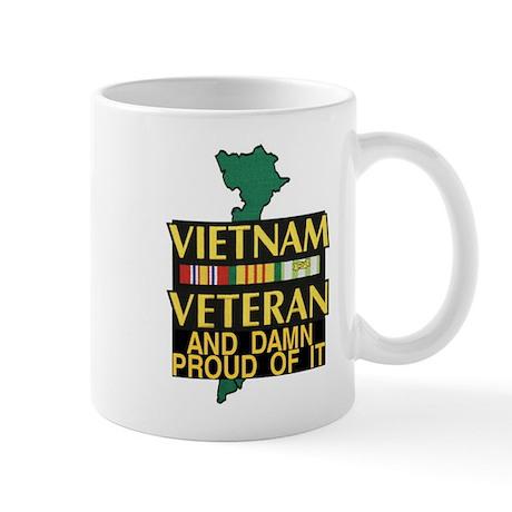 VIETNAM PROUD OF IT Mug