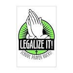 Legalize It Locker Poster