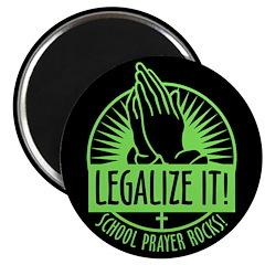Legalize It Magnet (10 pack)