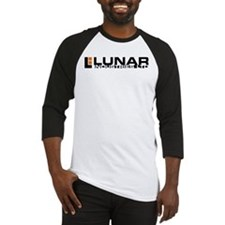lunar-industries-cropped Baseball Jersey