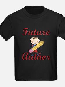 Boy Future Author T