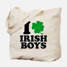 Irish Boys Tote Bag