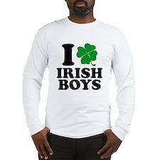 Irish Boys Long Sleeve T-Shirt