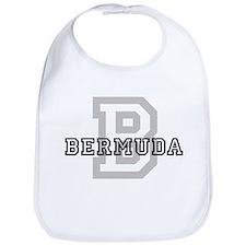 Letter B: Bermuda Bib