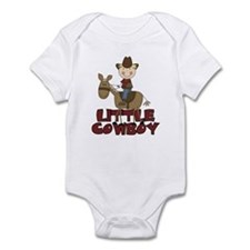 Little Cowboy Infant Bodysuit