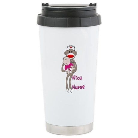 Nurse XXX Stainless Steel Travel Mug