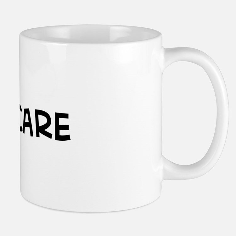 I Love Medicare Mug