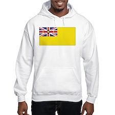 Niue Flag Jumper Hoody