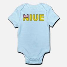 Niue Infant Bodysuit