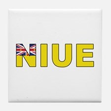 Niue Tile Coaster