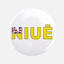 "Nieu (Niuean) 3.5"" Button (100 pack)"