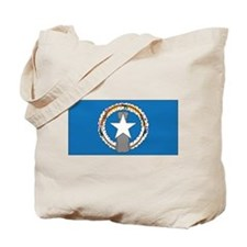 Marianas Flag Tote Bag