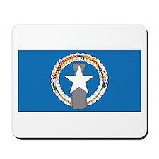 Marianas Flag Mousepad