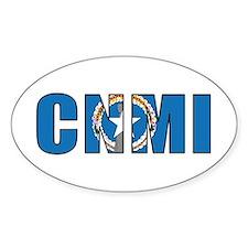 CNMI Decal