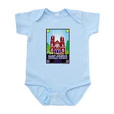 St Joseph, Macon Infant Bodysuit