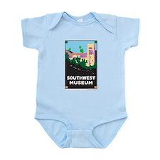 Southwest Museum Infant Bodysuit