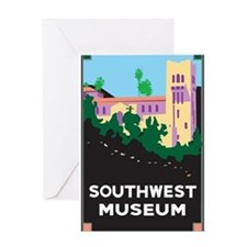 Southwest Museum Greeting Card