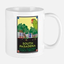 South Pasadena Library Mug