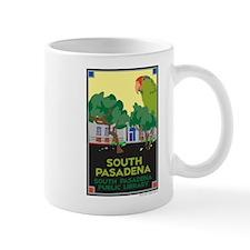 South Pasadena Library Mug