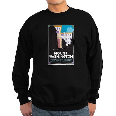 Mount Washington Sweatshirt (dark)