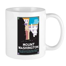 Mount Washington Mug