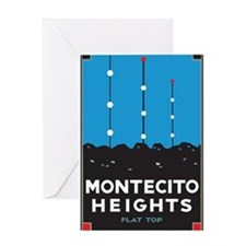 Montecito Heights Greeting Card