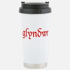 Glyndwr Apparel Travel Mug