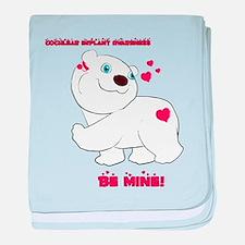 Cool Ci baby blanket
