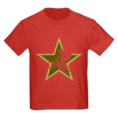BMX Star Kids Dark T-Shirt