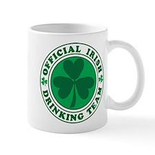 Official IRISH Drinking Team Mug