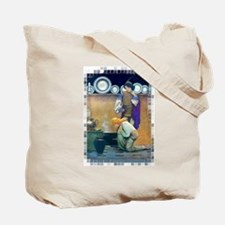Violetta and the Knave of Hearts Tote Bag