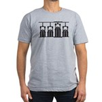twenty niner Men's Fitted T-Shirt (dark)