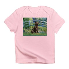 Bridge / Labrador (Choc) Infant T-Shirt