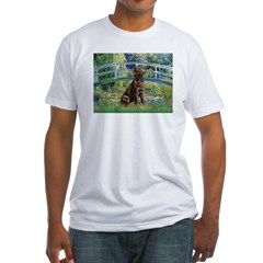 Bridge / Labrador (Choc) Shirt