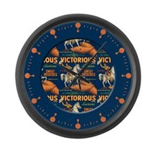 Sweet Potato Large Wall Clock