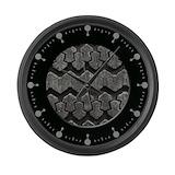 Tire Wall Clocks