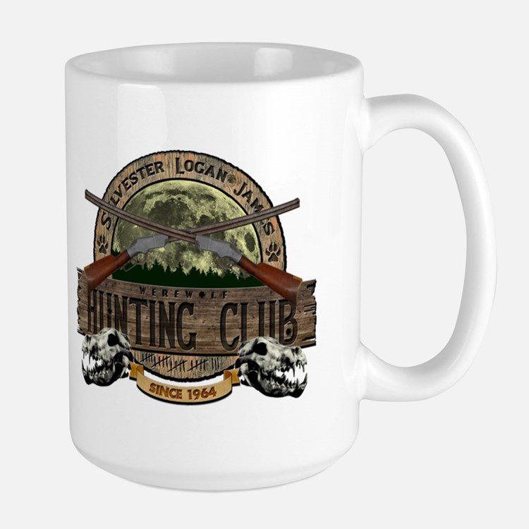 Werewolf Hunter Mug