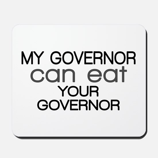 Chris Christie Mousepad