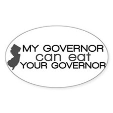 Chris Christie Decal