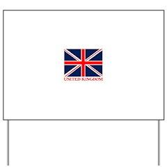 UNITED KINGDOM III Yard Sign