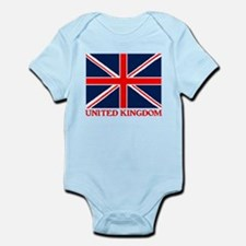 UNITED KINGDOM III Infant Bodysuit