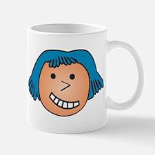 CRAZYFISH smiley girl Mug