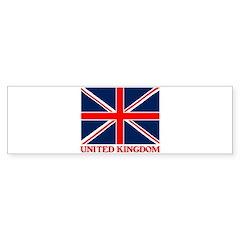 UNITED KINGDOM IIII Bumper Sticker