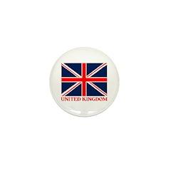 UNITED KINGDOM IIII Mini Button