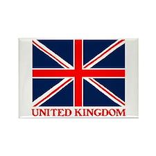 UNITED KINGDOM IIII Rectangle Magnet