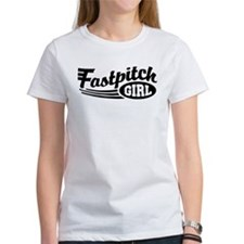 Fastpitch girl Tee