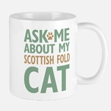 Scottish Fold Cat Mug
