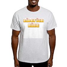 Liberian King Ash Grey T-Shirt