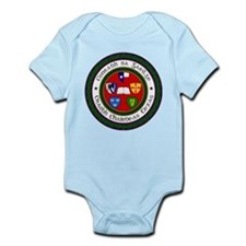 Cute Gaeilge Infant Bodysuit