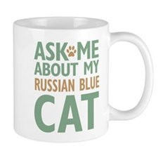 Russian Blue Mug